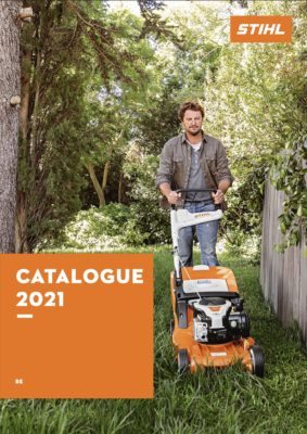 Catalogue Stihl 2021